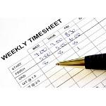 sledování času timesheet