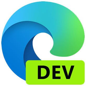 Edge dev logo